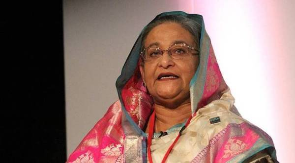 Bangladesh, Bangladesh election, Sheikh Hasina, Sheikh Hasina Bangladesh, Election violence Bangladesh, Bangladesh Nationalist Party, BNP, Jamaat-e-Islami, Awami League, Indian Express, Latest news