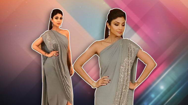 shilpa shetty, shilpa shetty recent photo, shilpa shetty instagram, shilpa shetty diwali photo, shilpa shetty looks, indian express, indian express news