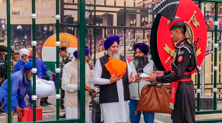 Kartarpur corridor: India, Pakistan talk about strong relationship, peace with each other