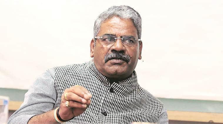 Shivajirao Adhalrao-Patil.