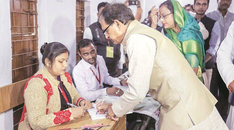 Madhya Pradesh elections: High voter turnout, both BJP and Congress read it to their advantage
