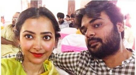 Shweta Basu Prasad Rohit Mittal wedding