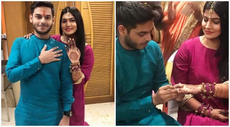 Siddharth Sagar on getting engaged to Subuhi Joshi