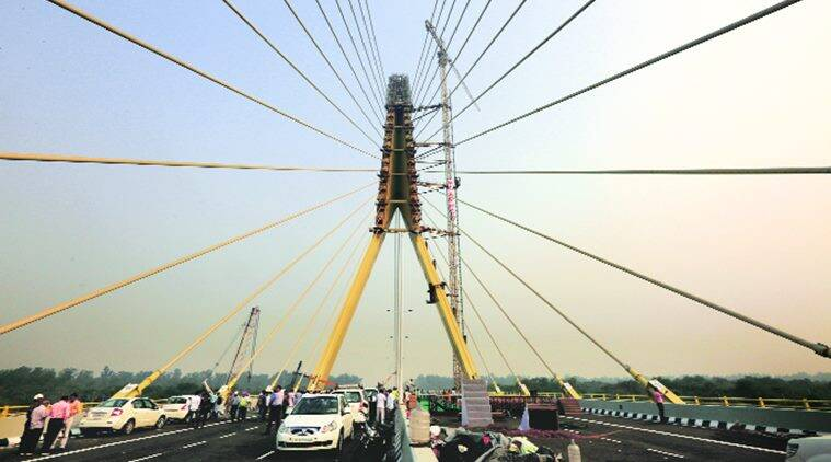 Man killed in accident on Signature Bridge