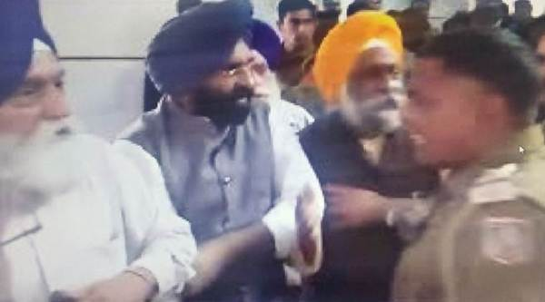 BJP MLA Sirsa slaps 1984 riots convict at Delhi court, claims he was provoked