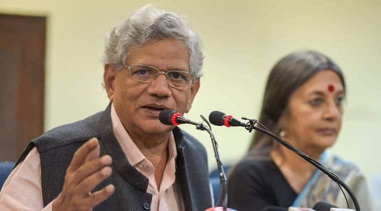 BJP's 'brazen horse-trading', 'misuse of power' in Karnataka for all to see: Yechury