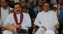 Sirisena's all-party crisis talks fail to end political stalemate in Sri Lanka