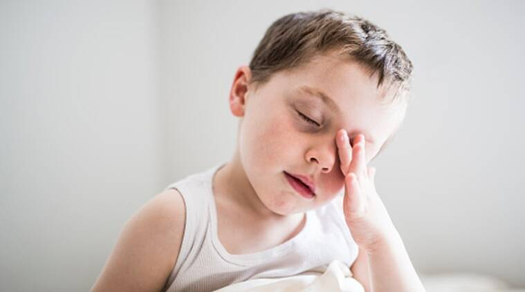 lack of sleep in children