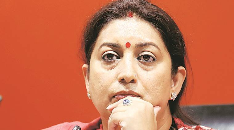 Lies of Rahul Gandhi on Rafale issue have been exposed: Smriti Irani