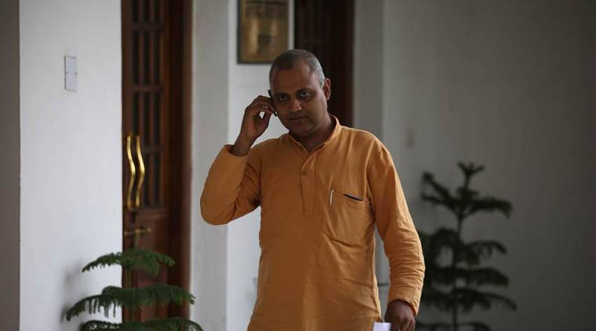 AAP's Somnath Bharti to jail