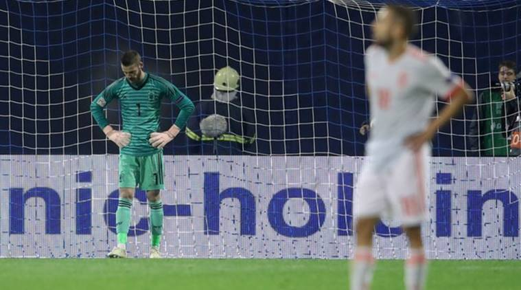 UEFA Nations League: Spain doubted again after consecutive losses