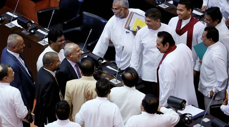 Amid Political Crisis, Sri Lanka Parliament Adjourned In Just 5 Minutes