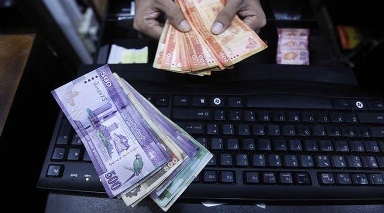 Sri Lankan rupee plunges to all-time low as political crisis worsens