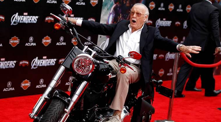 Stan Lee dead: Celebrities pay tribute to Marvel legend