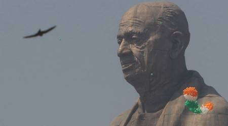 Statue of Unity, Time magazine list, Indian Express, Indian Express news
