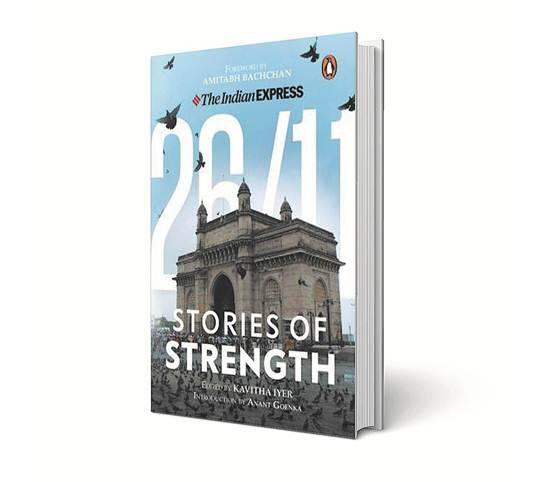 26/11 book | Ten stories of strength, of grieving and healing