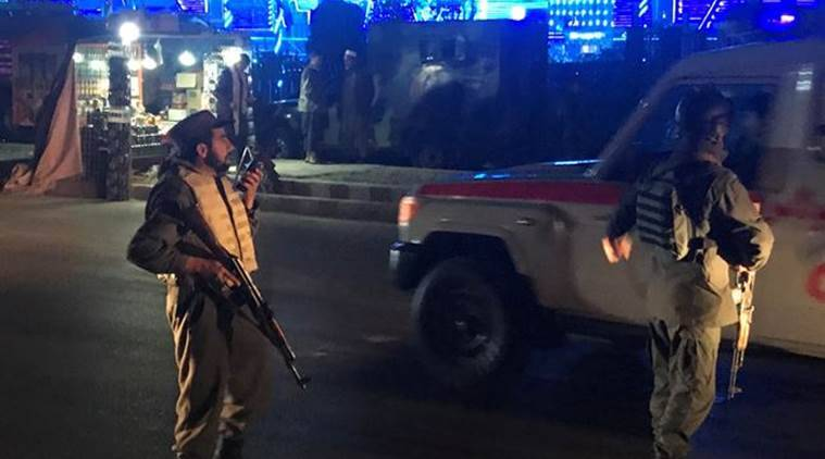Kabul explosion kills 40 at gathering of clerics
