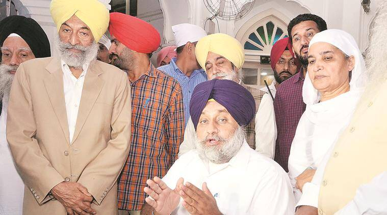 Replace Longowal or choose a new face: Tough choice before Sukhbir Badal for SGPC president election