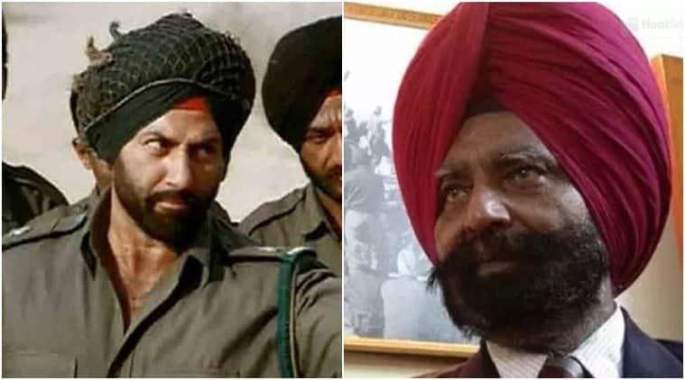 Sunny Deol pays tribute to Brigadier Kuldeep Singh Chandpuri