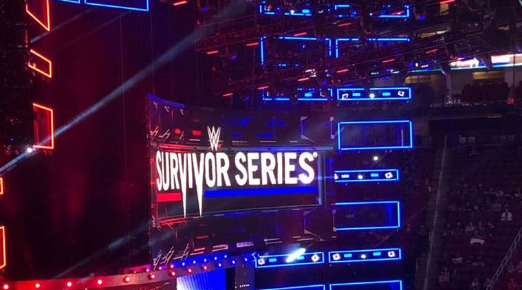 WWE Survivor Series Fight Card, start time in IST, live TV broadcast, date and location