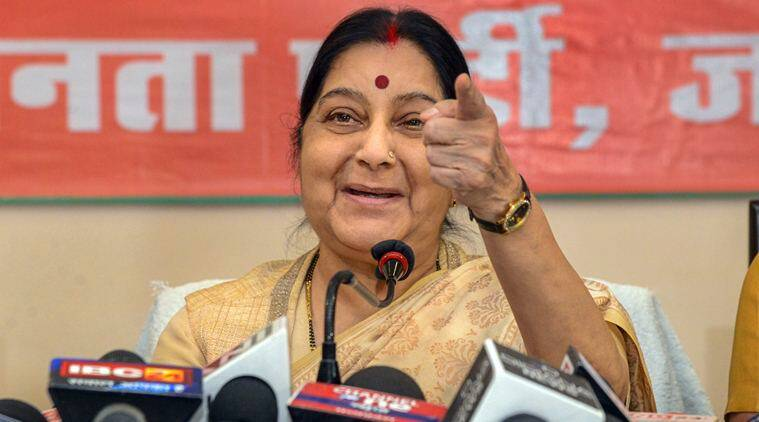 Reality check from Sushma: Won't attend SAARC, no talks until Pakistan stops terror