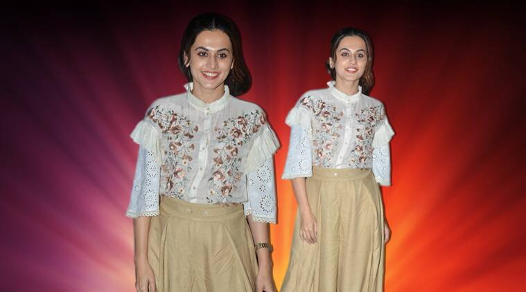 taapsee pannu, taapsee fashion
