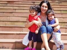 Teejay Sidhu talks about being mom and dad in the absence of hubby KaranvirBohra