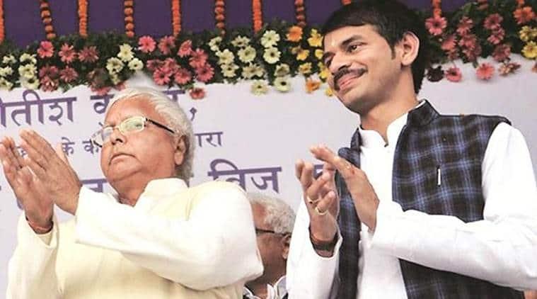 Tej Pratap sticks to divorce move: cannot wait till father gets bail