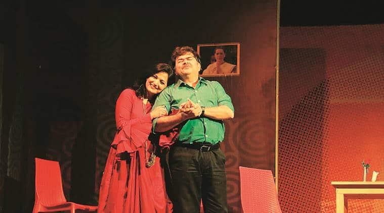 Play Ek lagnachi Ghost, Marathi theatre,sequel Ek lagnachi Ghost, theatre, indian Express