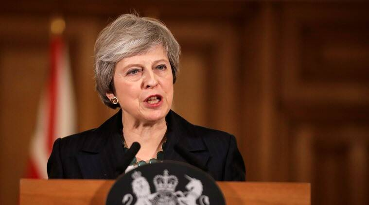 UK prime minister, theresa may, exit from EU, margaret thatcher, global news, world news, indian express