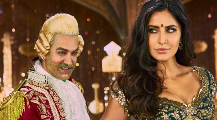 aamir khan on katrina kaif thugs of hindostan