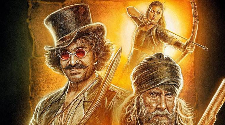 Thugs of Hindostan movie review and release LIVE UPDATES