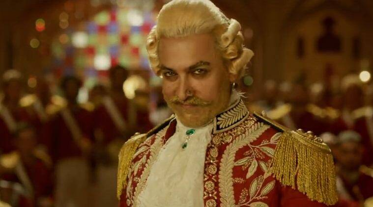 Thugs of Hindostan box office collection day 2