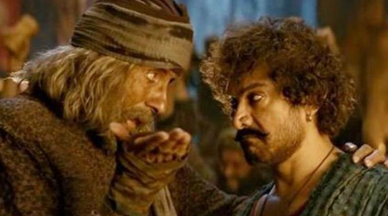 Thugs of Hindostan box office collection Day 16 Aamir Amitabh