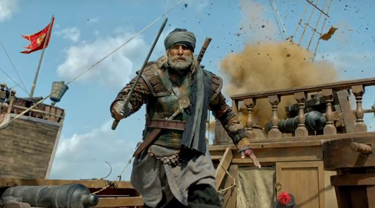 Thugs of Hindostan box office collection Day 10: Aamir-Amitabh starrer is taking it slow
