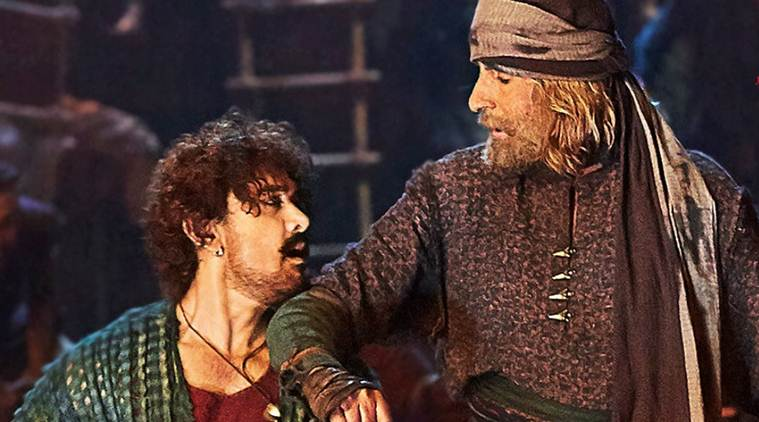 Thugs of Hindostan box office collection day 8 aamir khan