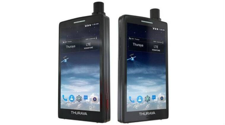 Thuraya X5 Touch Is First Satellite Phone With Android