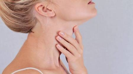 thyroid, thyroid cancer, thyroid cancer chemo, thyroid cancer radiation, thyroid cancer radiation treatment, thyroid cancer treatment, thyroid cancer causes, thyroid cancer effects, indian express, indian express news