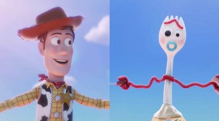 Toy Story 4 teaser trailer: Woody welcomes a new toy, Forky