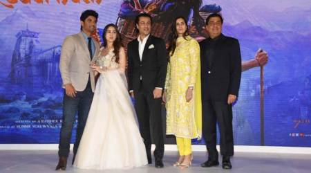 trailer launch of Kedarnath photos
