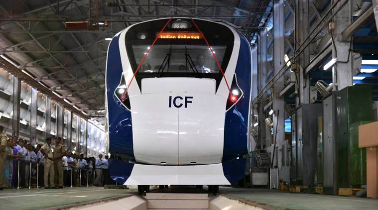 irctc, indian railways, train 18 features, train 18 launch date, train 18 images, train 18 speed, train 18 route, indian railways train 18, irctc train 18 route, india fastest train, india fastest train launch date, india fastest train features, india fastest train speed