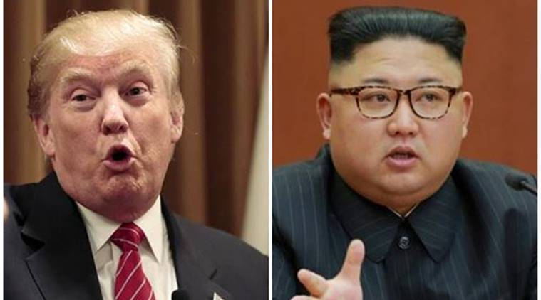 us sanctions on north korea, north korea nuclear and missile programmes, kcna, us- north korea summit, kim jong-un, donald trump, world news, indian express