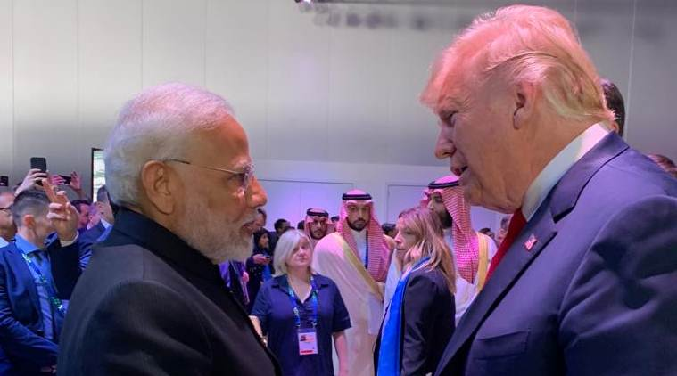 Narendra Modi, Donald Trump, India US defence ties, US defence manufacturing, Xi Jinping, India China US relations, China, Doklam, US China trade wars, India News, Indian Express