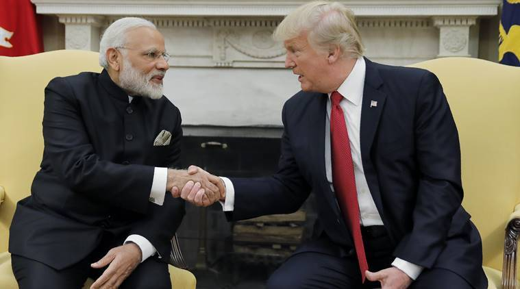 Donald Trump calls Narendra Modi to congratulate him on Lok Sabha win