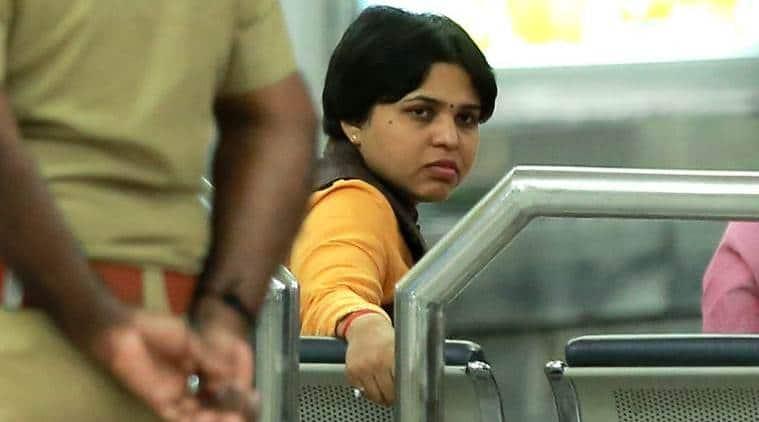 Sabarimala temple opens, women activists stopped at Kochi airport