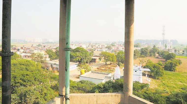 Derabassi Municipal council, Issapur village, water tank derabassi, punjab news, Indian epxress