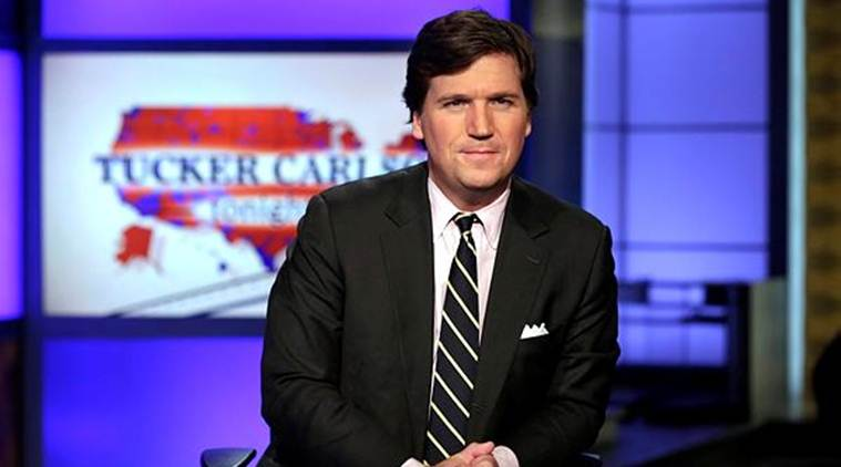 """Tucker Carlson, in a phone interview with his network Thursday night, called the incident """"chilling"""" and """"upsetting"""". (AP)"""