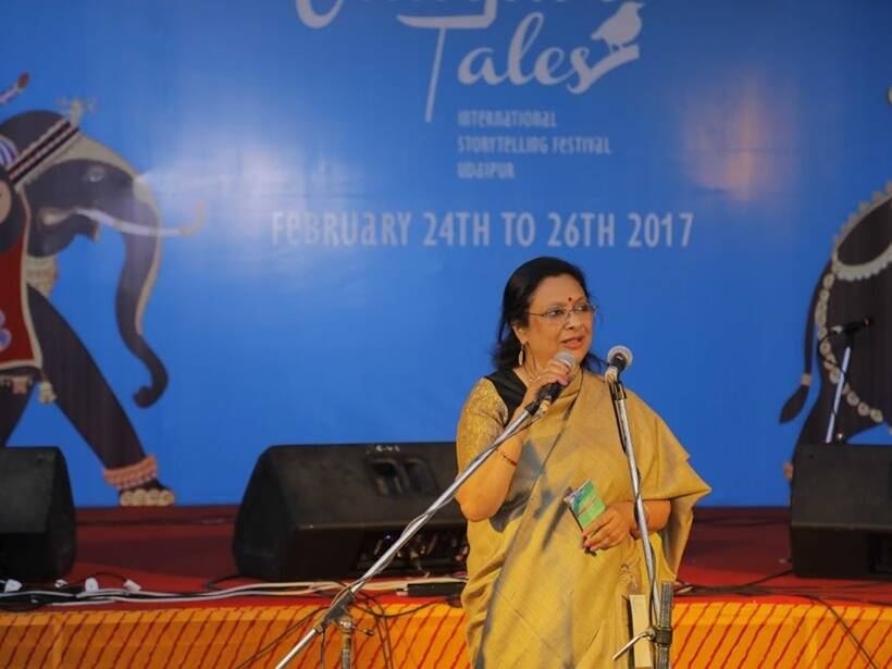 Sushmita Singha, Udaipur Tales