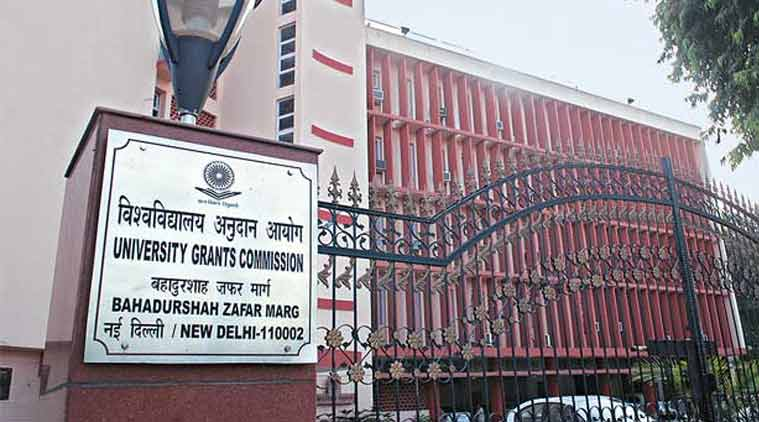 University Grants Commission, UGC, HRD, Ministry of HRD, Four year UG Courses, UG courses, under graduate courses, four year undergraduate courses, UG Course, Education News, Indian Express, Indian Express News