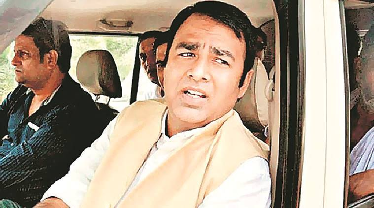 BJP MLA Sangeet Som questions UP police cover to 'criminal'